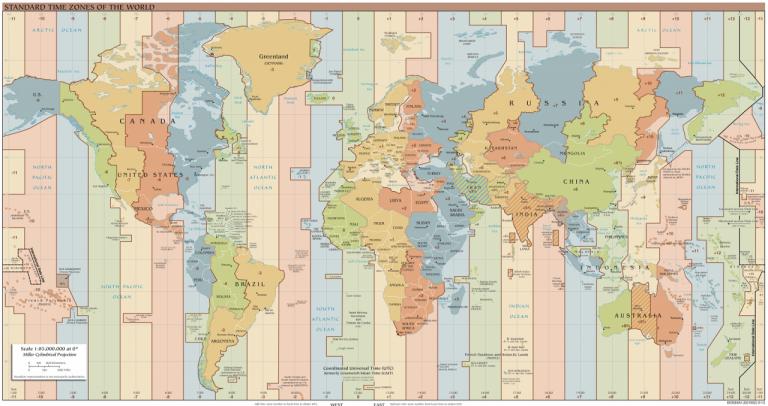 Coordinated Universal Time (UTC)